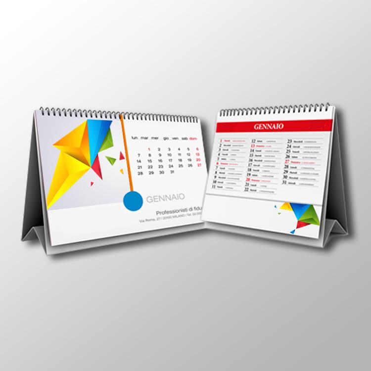 Calendari da tavolo e da parete